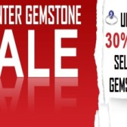 Hot Mid Winter Gemstone Sale Now On