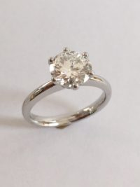 Diamond Ring Cape Town Jewelers Neil Gradwell Gems