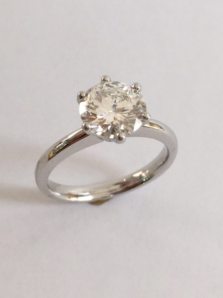 Diamond Ring Cape Town Jewelers Neil Gradwell Gems