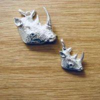 Rhino Pendants